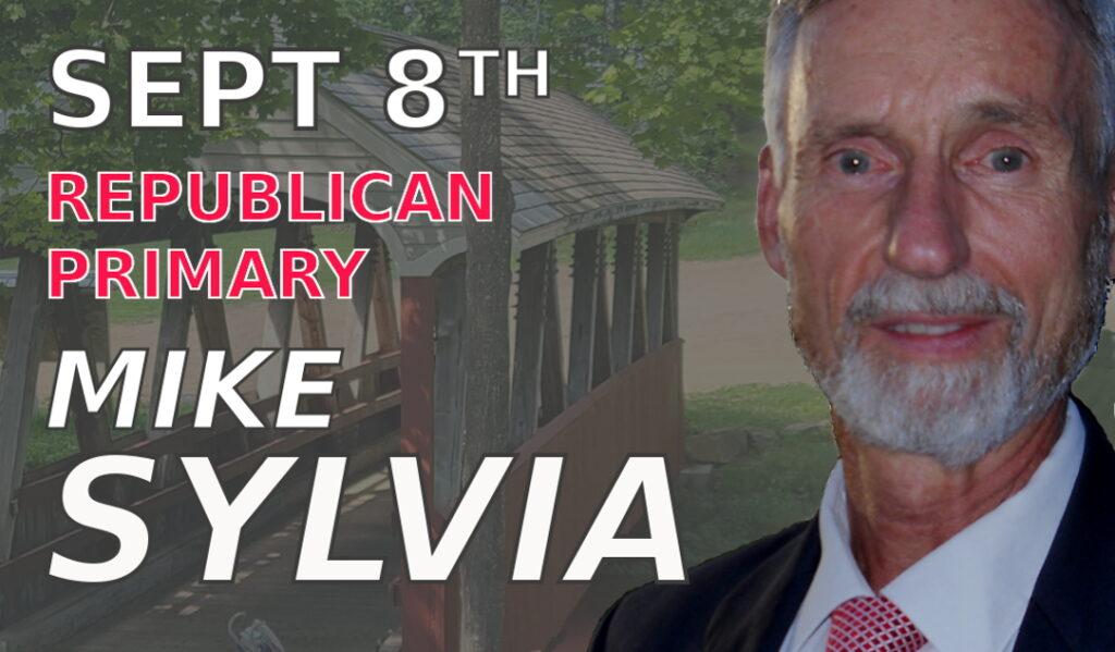 Vote Mike Sylvia